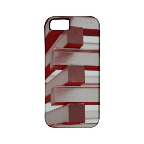 Red Sunglasses Art Abstract  Apple iPhone 5 Classic Hardshell Case (PC+Silicone)