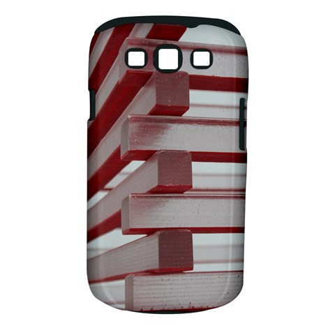 Red Sunglasses Art Abstract  Samsung Galaxy S III Classic Hardshell Case (PC+Silicone)