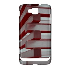 Red Sunglasses Art Abstract  Samsung Ativ S i8750 Hardshell Case
