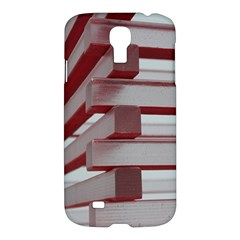 Red Sunglasses Art Abstract  Samsung Galaxy S4 I9500/I9505 Hardshell Case