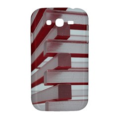 Red Sunglasses Art Abstract  Samsung Galaxy Grand DUOS I9082 Hardshell Case