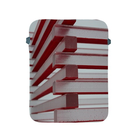 Red Sunglasses Art Abstract  Apple iPad 2/3/4 Protective Soft Cases