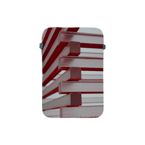 Red Sunglasses Art Abstract  Apple iPad Mini Protective Soft Cases