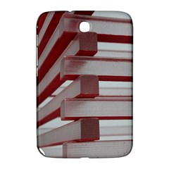 Red Sunglasses Art Abstract  Samsung Galaxy Note 8.0 N5100 Hardshell Case