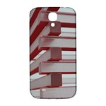 Red Sunglasses Art Abstract  Samsung Galaxy S4 I9500/I9505  Hardshell Back Case Front
