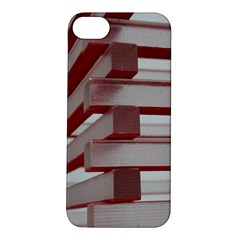 Red Sunglasses Art Abstract  Apple iPhone 5S/ SE Hardshell Case
