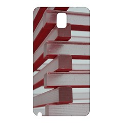 Red Sunglasses Art Abstract  Samsung Galaxy Note 3 N9005 Hardshell Back Case