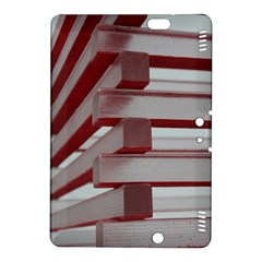 Red Sunglasses Art Abstract  Kindle Fire HDX 8.9  Hardshell Case