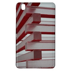 Red Sunglasses Art Abstract  Samsung Galaxy Tab Pro 8.4 Hardshell Case