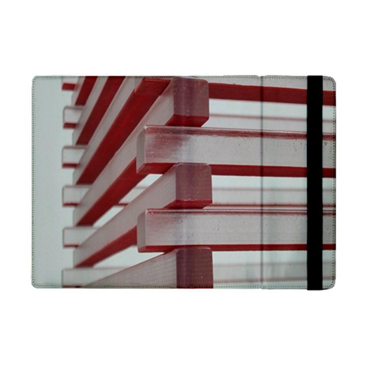 Red Sunglasses Art Abstract  iPad Mini 2 Flip Cases