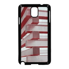 Red Sunglasses Art Abstract  Samsung Galaxy Note 3 Neo Hardshell Case (Black)