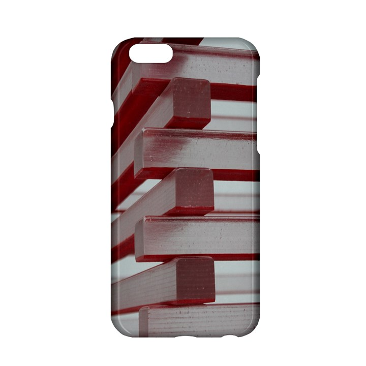 Red Sunglasses Art Abstract  Apple iPhone 6/6S Hardshell Case