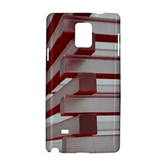 Red Sunglasses Art Abstract  Samsung Galaxy Note 4 Hardshell Case