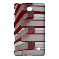 Red Sunglasses Art Abstract  Samsung Galaxy Tab 4 (7 ) Hardshell Case