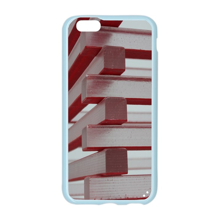 Red Sunglasses Art Abstract  Apple Seamless iPhone 6/6S Case (Color)