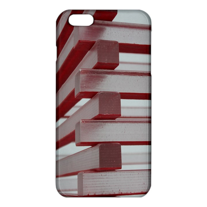 Red Sunglasses Art Abstract  iPhone 6 Plus/6S Plus TPU Case