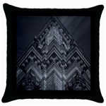 Reichstag Berlin Building Bundestag Throw Pillow Case (Black) Front