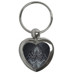 Reichstag Berlin Building Bundestag Key Chains (Heart)