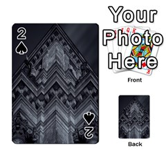Reichstag Berlin Building Bundestag Playing Cards 54 Designs