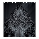 Reichstag Berlin Building Bundestag Shower Curtain 66  x 72  (Large)  58.75 x64.8 Curtain
