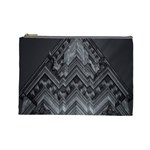 Reichstag Berlin Building Bundestag Cosmetic Bag (Large)  Front