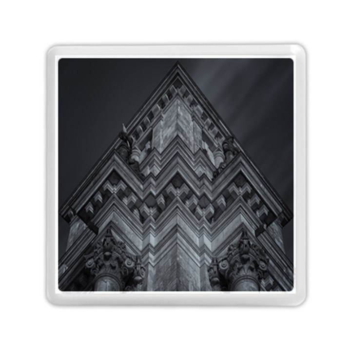 Reichstag Berlin Building Bundestag Memory Card Reader (Square)