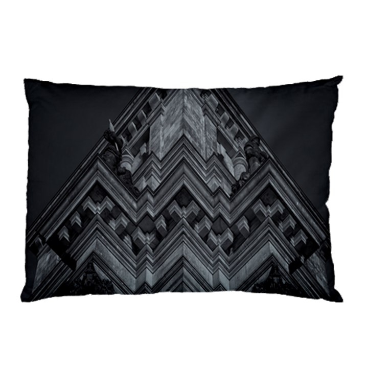Reichstag Berlin Building Bundestag Pillow Case (Two Sides)