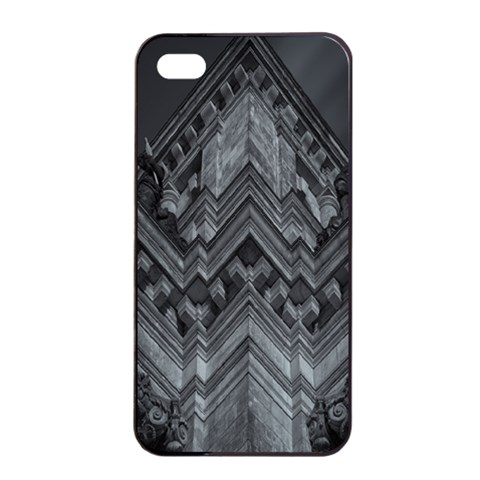 Reichstag Berlin Building Bundestag Apple iPhone 4/4s Seamless Case (Black)
