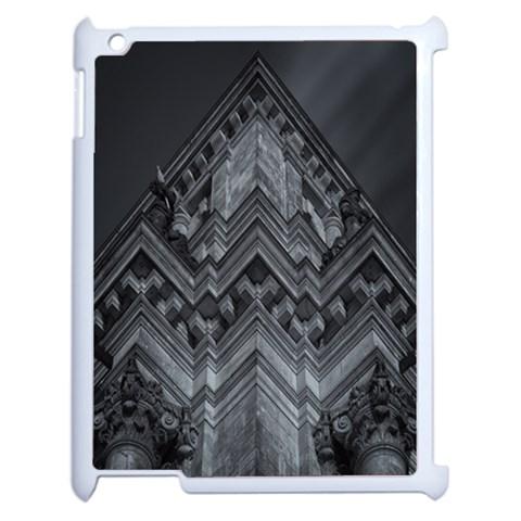 Reichstag Berlin Building Bundestag Apple iPad 2 Case (White)