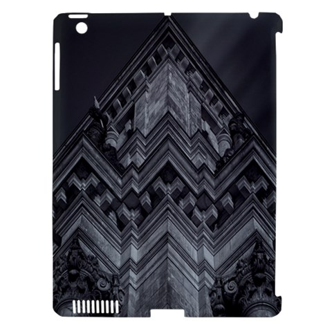 Reichstag Berlin Building Bundestag Apple iPad 3/4 Hardshell Case (Compatible with Smart Cover)