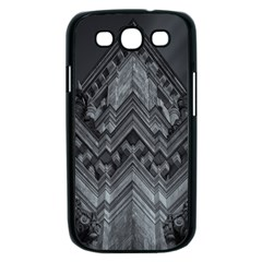 Reichstag Berlin Building Bundestag Samsung Galaxy S III Case (Black)