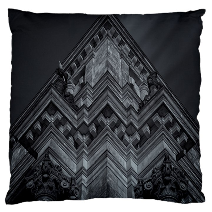 Reichstag Berlin Building Bundestag Large Cushion Case (One Side)