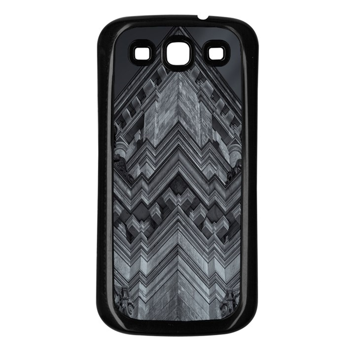 Reichstag Berlin Building Bundestag Samsung Galaxy S3 Back Case (Black)