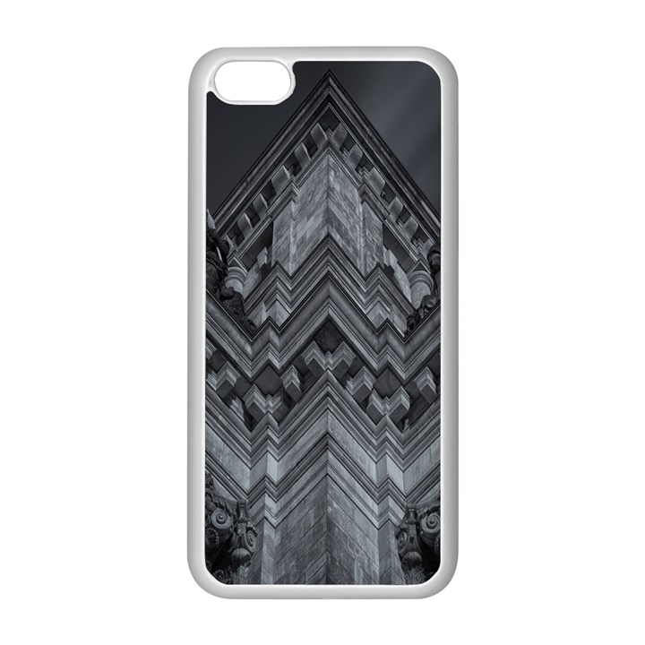 Reichstag Berlin Building Bundestag Apple iPhone 5C Seamless Case (White)