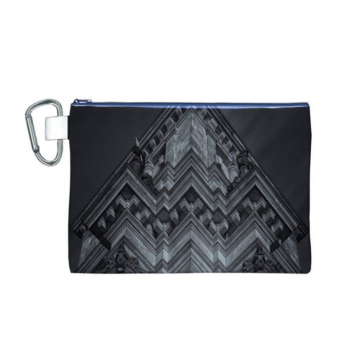Reichstag Berlin Building Bundestag Canvas Cosmetic Bag (M)