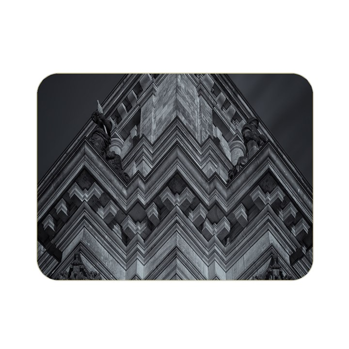 Reichstag Berlin Building Bundestag Double Sided Flano Blanket (Mini)