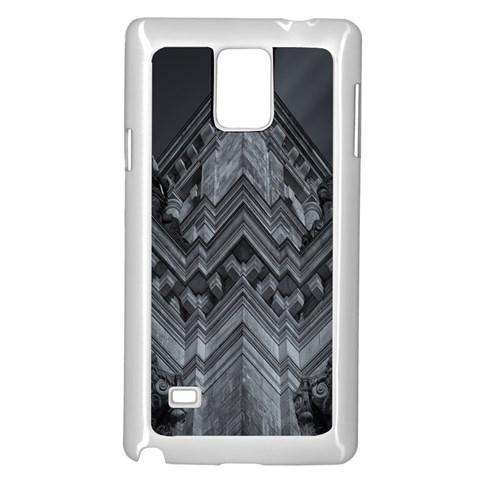 Reichstag Berlin Building Bundestag Samsung Galaxy Note 4 Case (White)