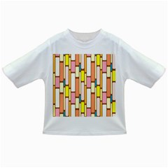 Retro Blocks Infant/Toddler T-Shirts