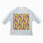 Retro Blocks Infant/Toddler T-Shirts Back