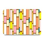Retro Blocks Plate Mats 18 x12 Plate Mat - 1