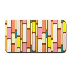 Retro Blocks Medium Bar Mats