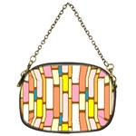Retro Blocks Chain Purses (Two Sides)  Front