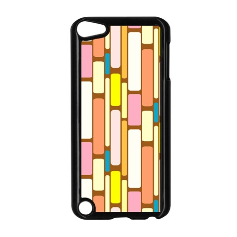 Retro Blocks Apple iPod Touch 5 Case (Black)