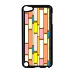 Retro Blocks Apple iPod Touch 5 Case (Black) Front