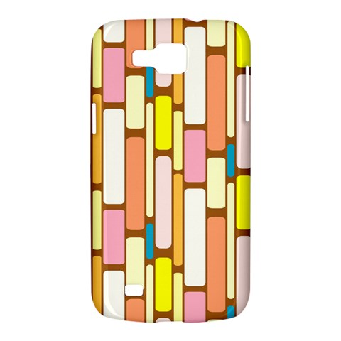 Retro Blocks Samsung Galaxy Premier I9260 Hardshell Case