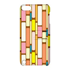 Retro Blocks Apple iPod Touch 5 Hardshell Case with Stand