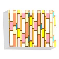 Retro Blocks 5 x 7  Acrylic Photo Blocks