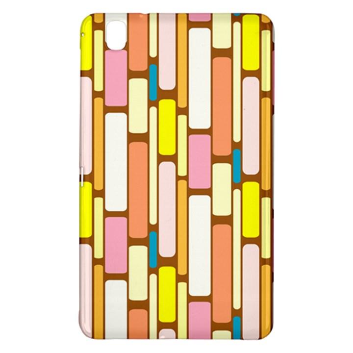 Retro Blocks Samsung Galaxy Tab Pro 8.4 Hardshell Case