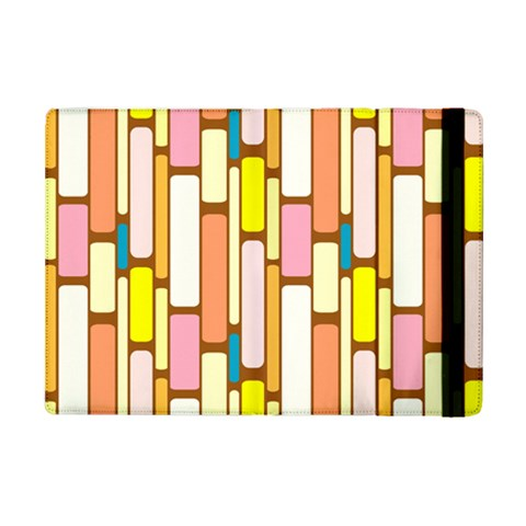 Retro Blocks iPad Mini 2 Flip Cases