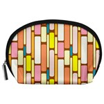Retro Blocks Accessory Pouches (Large)  Front